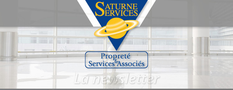 Newsletter Saturne service header