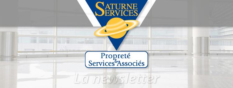 Newsletter Saturne service numéro 6 «NOUVELLES DE SATURNE SERVICES»