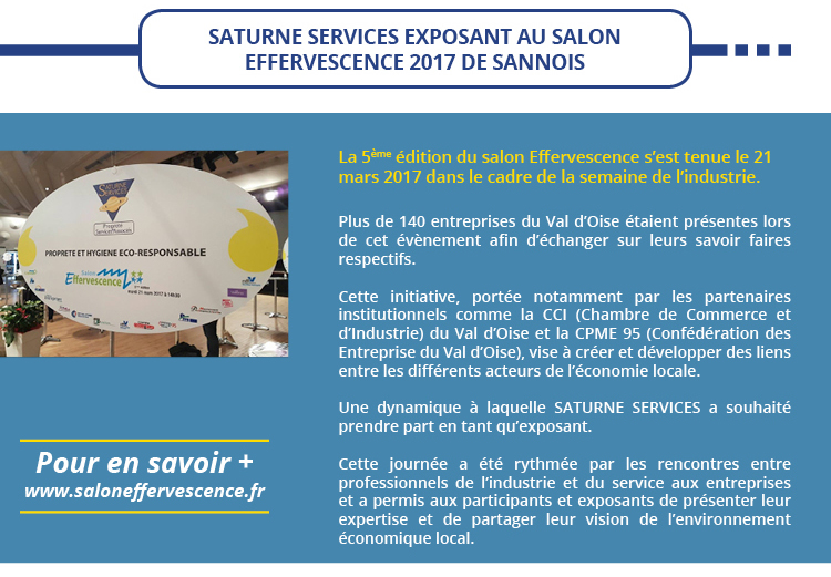 Salon Effervescence 2017