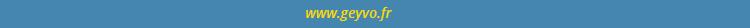 Lien site web Geyvo