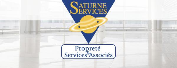 Haut de page avec logo Saturne Services