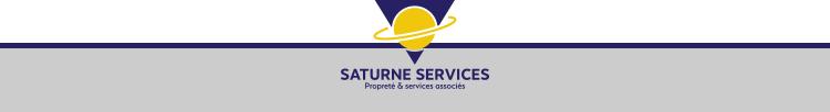 pied de page avec logo Saturne Services
